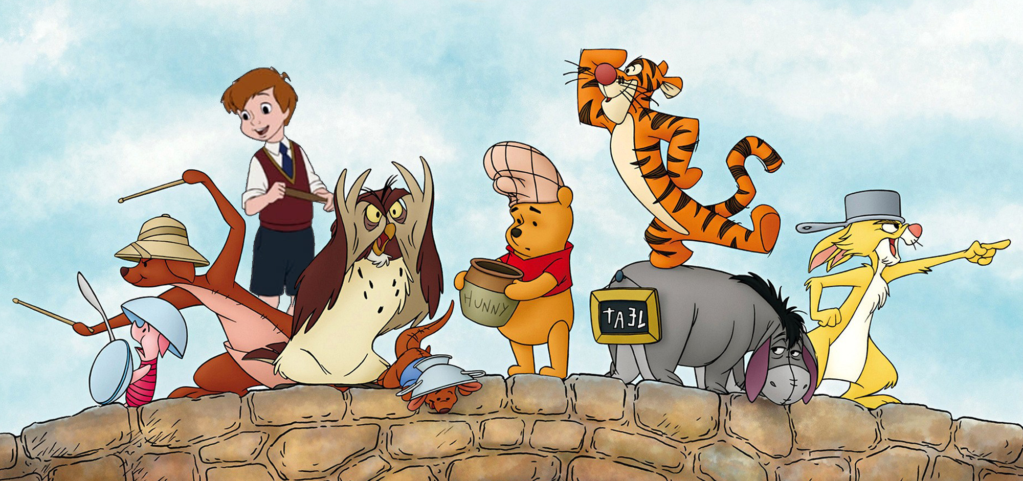 Will Ryan Tigger Most Pooh