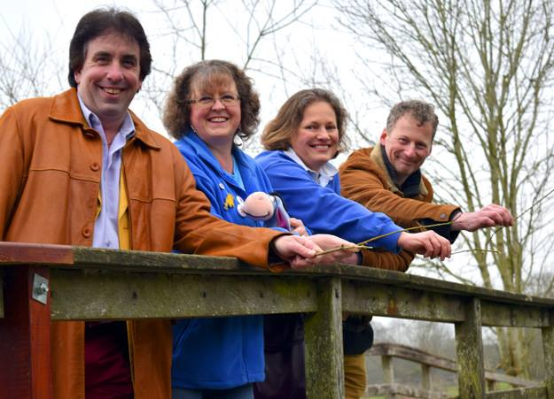 New Home for Pooh Sticks Championships