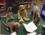 Christopher Robin Milne's Original Stuffed Animals